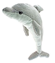 Big Dolphins Stuffed Animal -This Adorable Soft Dolphin Plush is a Family Favori