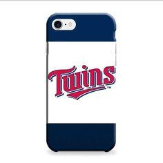 Minnesota Twins Baseball iPhone 7 Plus 3D Case