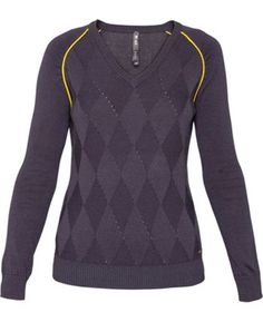 Argyle sweaters epitomize classic style. And guess what? Classics are all the rage these days. http://golfdig.st/yWGI9z