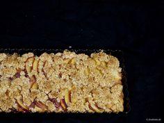 Recipe: Peache Taste with Oat Crumble (Foodistini.de)