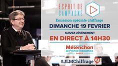 EN DIRECT - ÉMISSION SPÉCIALE CHIFFRAGE DU PROGRAMME - #JLMChiffrage