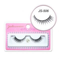Jealousness Diamond Beauty False Eyelashes JS-506 (1 Pair)