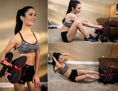 Ab Blaster Core Workout Device