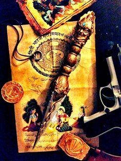 Phurba dagger from Uncharted 2.