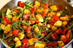 Meat Free Indian Vegetable Dish. http://amuseyobouche.wordpress.com/2012/06/12/meat-free-tuesday-the-foolproof-one-stop-masala-for-virtually-any-indian-vegetable-dish/