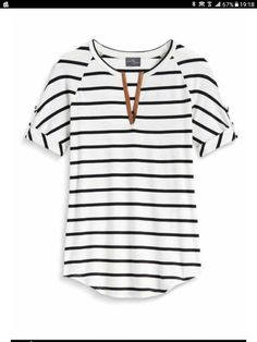 Stitch Fix Stylist: I would love to see this in my Fix. I like the simple and comfortable look of this shirt. Stitch Fix Outfits, Stitch Fix Stylist, New Wardrobe, Midi Skirts, Dress To Impress, Style Me, Simple Style, What To Wear, Just For You