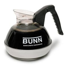 Bunn 6100 Easy Pour Replacement Decanter Black >>> Be sure to check out this awesome product affiliate link Amazon.com