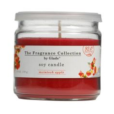 A home isn't a home without candles Soy Candles, Candle Jars, Mcintosh Apples, Fragrance, Candle Mason Jars, Perfume