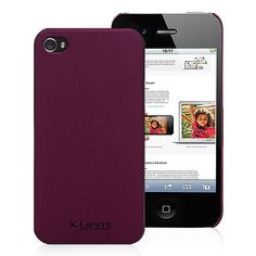 Ultra Slim Hard Case For iPhone 4 &amp. 4S « Holiday Adds
