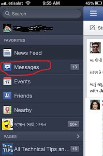 How to Delete Facebook Messages from iPhone Mobile or iPad | Tips and Tricks for…