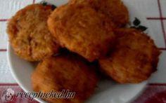 Burgonyafasírt recept fotóval
