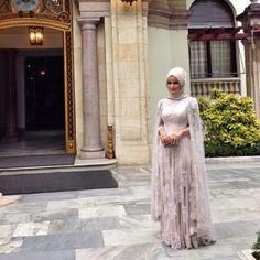 Hijab chic et moderne #hijab #dress #hijabers