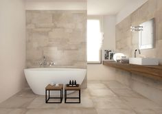 6 Motivated Clever Tips: Small Bathroom Remodel 2017 master bathroom remodel green.Bathroom Remodel Design Builder Grade bathroom remodel shower with window. Simple Bathroom, Modern Bathroom, Master Bathroom, Beige Bathroom, Stone Bathroom Tiles, Washroom Tiles, Earthy Bathroom, Serene Bathroom, Loft Bathroom