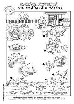 Farm Animals, Animals And Pets, Homeschool, Invitations, Education, Prints, Kids, 1st Grades, Speech Language Therapy
