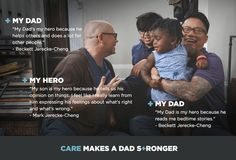 Dove Men + Care Father's Day video honors our real everyday heroes | sponsor