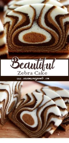 Beautiful Zebra Cake Sweets, cakes and deserts, Malte Vogel, Sweets, cakes and deserts Schöner Zebrakuchen Source by . Zebra Cakes, Torta Zebra, Food Cakes, Cake Mix Cookies, Cookies Et Biscuits, Cake Pops, Sweets Cake, Cupcake Cakes, Muffin Cupcake