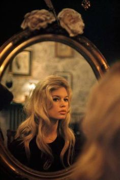 Brigitte Bardot in Paris, 1958