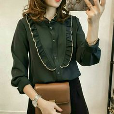 Flare top black Wolfis 60rb