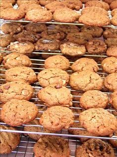 Make and share this Amish Oatmeal Cookies recipe from Genius Kitchen. Friendship Bread Recipe, Friendship Bread Starter, Amish Friendship Bread, Oatmeal Cookie Recipes, Oatmeal Cookies, Baked Oatmeal, Peach Oatmeal, Caramel Cookies, Oatmeal Bars