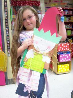 cute elf for elf on the shelf ideas