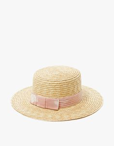 The Paradiso Straw Boater