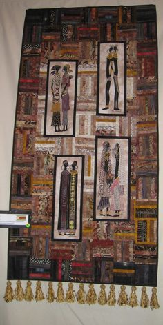 Another Instalment Of The Out Of Africa Quilts
