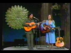 "JUDY COLLINS & LEONARD COHEN - ""Hey, That's No Way To Say Goodbye"" 1976"