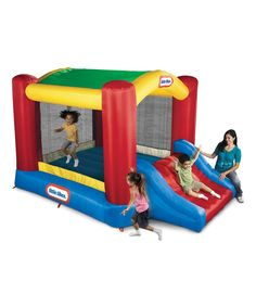 Shady Jump 'n Slide Set | Something special every day