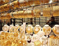 """#موسوعة_اليمن_الإخبارية l """"الذهب"""" يرتفع لأعلى مستوى له في شهرين ونصف مع تراجع """"الدولار"""""""