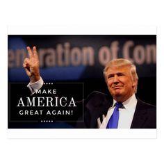 He's My President Donald Trump Postcard #donald #trump #45 #POTUS #sarcasim #patriotic #dummy #MAGA