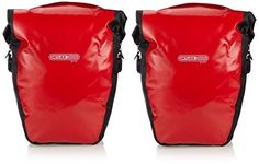 ORTLIEB Back-Roller City Panniers, Red One Color One Size by Ortlieb. ORTLIEB Back-Roller City Panniers, Red One Color One Size. One Size.