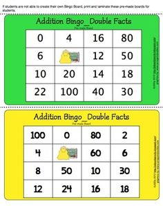 Interactive addition chart anchor charts for math for 979 the beat number