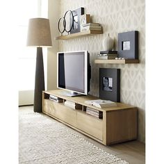 circlet small stand in home accents crate and barrel media