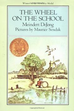 The Wheel on the School by Meindert DeJong http://www.amazon.com/dp/0064400212/ref=cm_sw_r_pi_dp_zVsmwb1JMKSSM