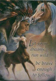 Be brave! Cherokee Billie