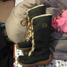 Sorel Chugalug Women's Snow Boots - Mercari: Anyone can buy & sell