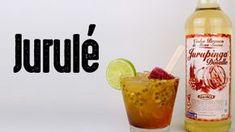 Aprenda a fazer o drink Jurulé. Receita completa no site.