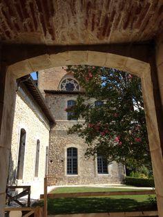 Sorde l'Abbaye #landes #sordelabbaye #patrimoine #flowers