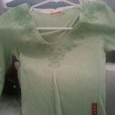 Prada Tops - Authentic Prada long sleeve shirt