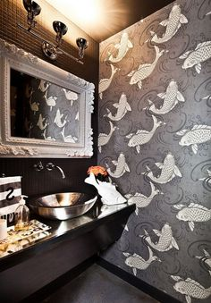 Osborne & Little - Derwent Wallpaper