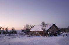 Oldabanded farm photos | Old Abandoned Farm On Photograph - Alberta, Canada Old Abandoned Farm ...