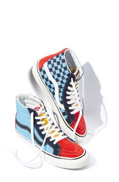 3a5f1bc826a Vans  50th Sk8-Hi 38 Reissue  Sneaker (Unisex) available at