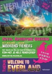 RAW 2014 - Royal Adventure: Vakantiepark en Conferentiecentrum De Betteld