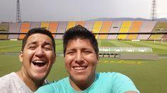 Un estadio más. Esta vez tocó el Atanasio Girardot del Atlético Nacional de Medellin