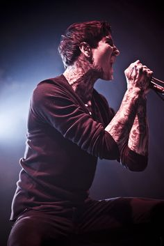Suicide Silence by Brian Guiler - Suicide Silence live at the Newport Music Hall in Columbus, OH
