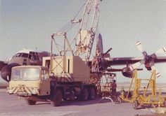 Aircraft at Masirah - RAF MASIRAH, OMAN, REMEMBERED