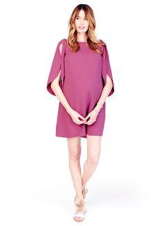 de18751f709 Tulip Sleeve Shift Dress Maternity Dresses Summer