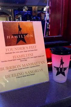 """Even after his final performance in his Tony-winninghip-hop musicalHamilton, Lin-Manuel Miranda still hadn't experienced one aspect of the sold-out show: the lobby cocktails. """"I've al…"""