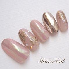 Pink&Gold mirror