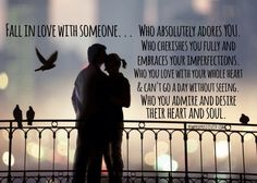 Fall in LOVE: We all want to. Some of us already have, while many of us are looking to fall in love. So. . . how do you know if it's love or just lust?